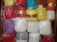 For Sale: Varieties of 4-Ply, Baby Yarn and Crochet