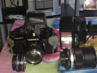 i have a old yashica that belonged to my father still