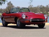 The Jaguar E type, also known as the XK-E, brought