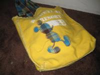 Pretty new disneyland resort tote bag. Only used a