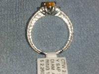 BEAUTIFUL Brand brand-new. 2.42 complete carat overall