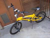 I Have a Yellow Magna Fugitive for sale.It is one speed