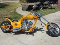I have a very clean mini chopper up for sell but its