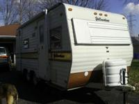 4 Sleeper, Central air conditioning, Refrigerator,