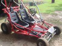 For sale is a 2004 Yerf Dog Go-Kart (Go-cart) 150cc.