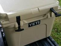 yeti rodie cooler. this is a great deal for this cooler