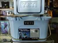 New shipment of Yeti Coolers / Ice Chests are arriving