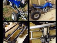 2006 YFZ constructed by JSR last year, I have more than