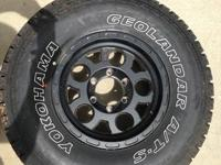 Yokohama Geolandar A/T-S 31x10.5 R 15 mounted on