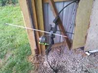 York compound bow cnc-1 first cnc made bow (that I can