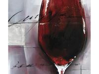 Cabernet Rouge is an amazing cuisine painting. It is