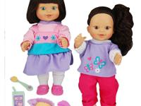 Our You & Me Hide and Seek Friends Peek A Boo Doll is