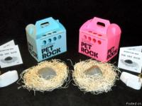 Oh my gosh The Pet rocks are back !!  Just like