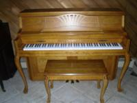 This beautiful piano is a product of the Bergmann