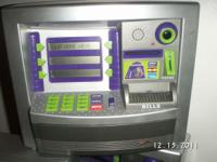 I have 3 Youniverse Deluxe ATM electronic banks for