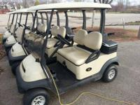 2006 Club Vehicle GAS Beige with beige seats, top,