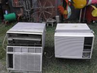 WE HAVE TWO INDIVIDUAL WINDOW AIR CONDITIONING UNITS ~