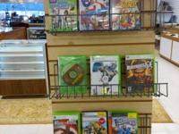 Stop in and see our huge selection of DVD Movies, Games