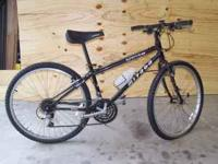 Youth Mountain Type Bike---Miyata--21 speed--good