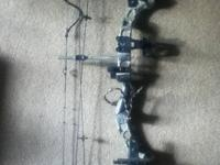 For sale youth bow, has not shot  much.$300 Can email