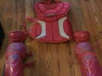 yth catchers gear  please txt Melisa 210-7880