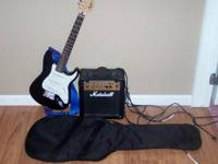 We have a youth fender Squier mini for sale its only