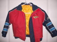 Cool Hot Wheels Jacket.Size 5.Good condition.Brand name