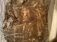 I have a youth XX large hunting shirt it got to small