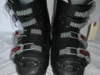 Nordica DH Boot size 23.0-23.5, or shoe size 5-5.5