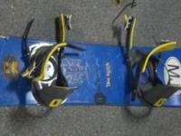 I have a youth snowboard with bindings but i am missing