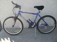 I have a YOUTH HUFFY BIKE for sale. This bike is a