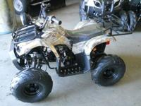 Youth kid size   Atvs are fully assembled with