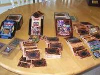 Yu-Gi-Oh cards $50 Serious inquiries only, please