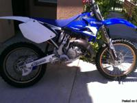 I have an excellent condition 2005 YZ 125 that's