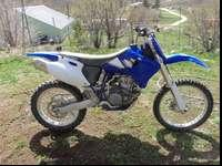 I have a YZ426F. This has been the best bike I have