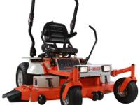 Mow it in a hurry with this scratch and dent Z-Beast 62