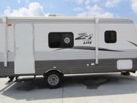 Z1 18RB BY CROSSROADS Heading to Deer Camping? Tired of