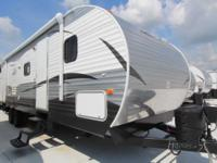 Z1 TRAVEL TRAILER BY CROSSROADS  REAR BUNKHOUSE  50AMP