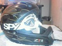 Z 1 r helmet Very nice also spy goggles call1 Location: