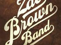 Obtain your 2 remarkable AISLE seats to view Zac Brown