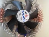 Zalman CPU Cooler - CNP7000C. Supports most AMD and