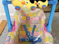 I have a retired Zapf baby born carrier/car seat for