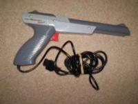 ORIGINAL NINTENDO ZAPPER GUN. $10.00 FIRM. S&H $5.00