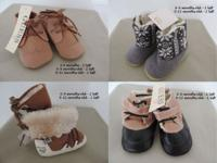 GUESS AND ZARA BABY, BOOTIES AND BABY SHOES. If your
