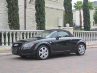 ((^&^%&^%^%$^%$$%&2002 Audi TT Quattro 2DR Roadster!!