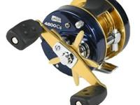 Zebco 33 Bite Alert Spincast Reel Patented water-proof