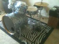 I have a Zebra Drum Rug that i used for a while i have