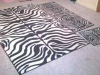 I am selling these three rugs, because I have decided