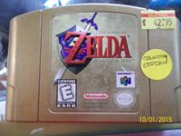 Zelda ocarina of time collection version for only