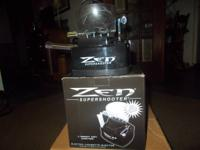 zen super shooter electronic cigerette machine new used